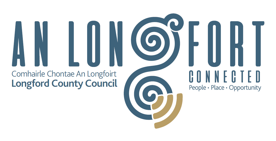 Longford County Council Logo_Connected