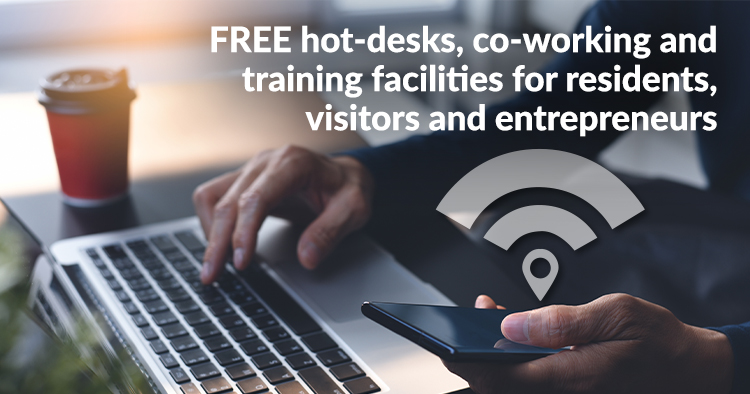 Remote Working Hubs in County Longford