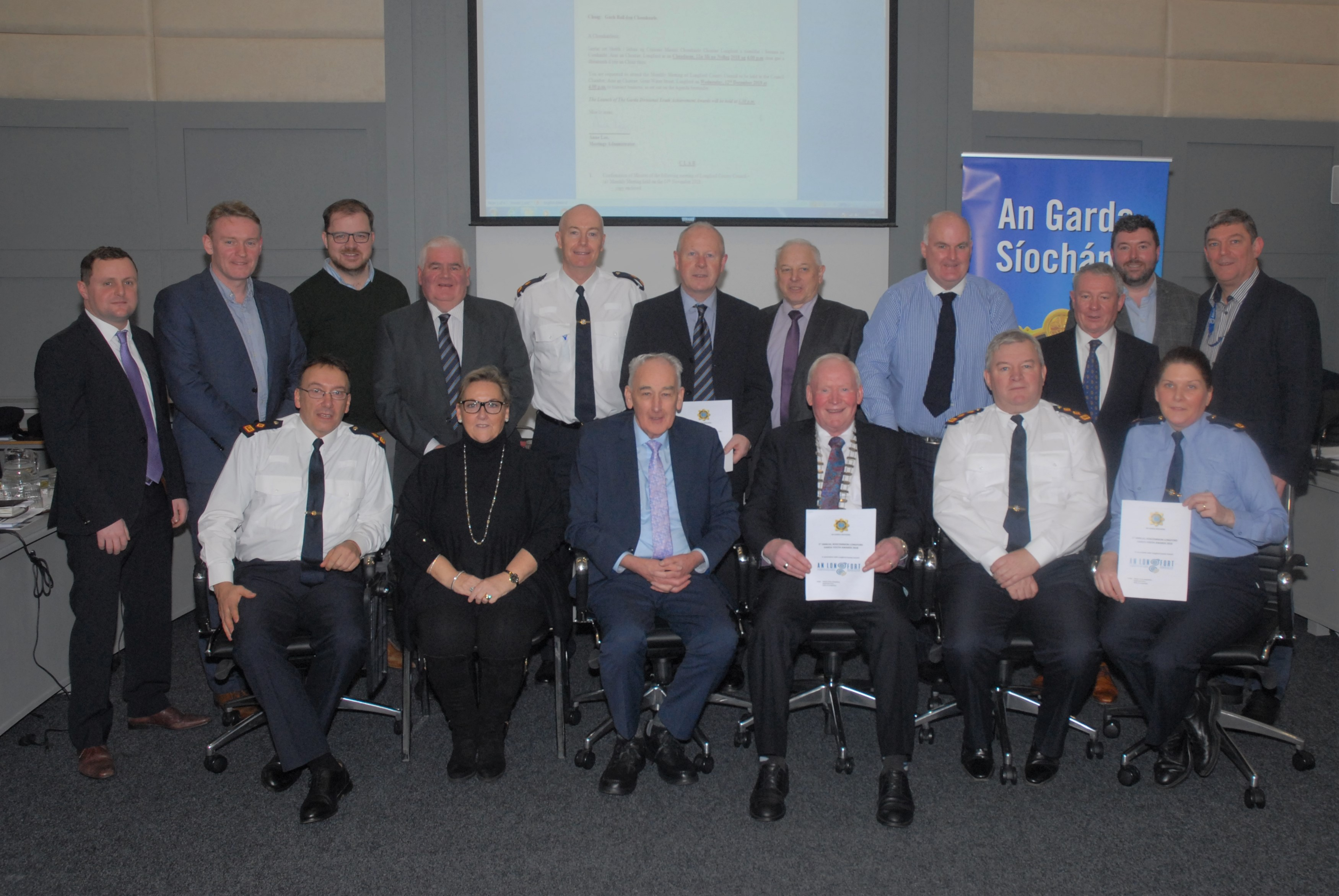 Garda Youth Achievement Awards 2018